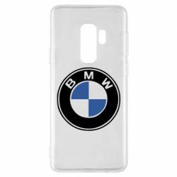 Чехол для Samsung S9+ BMW