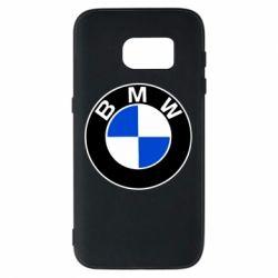 Чехол для Samsung S7 BMW - FatLine