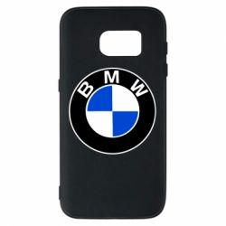 Чехол для Samsung S7 BMW