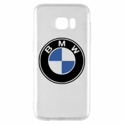 Чехол для Samsung S7 EDGE BMW