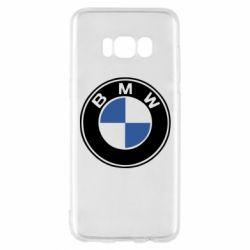 Чехол для Samsung S8 BMW