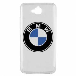 Чехол для Huawei Y6 Pro BMW - FatLine