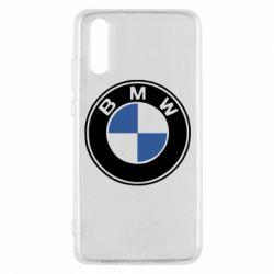 Чехол для Huawei P20 BMW - FatLine