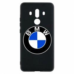 Чехол для Huawei Mate 10 Pro BMW - FatLine