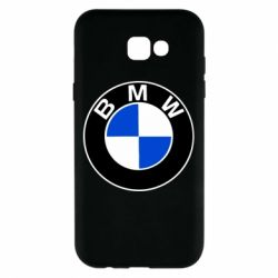 Чехол для Samsung A7 2017 BMW - FatLine