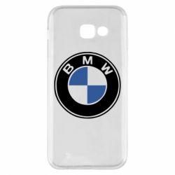 Чехол для Samsung A5 2017 BMW - FatLine