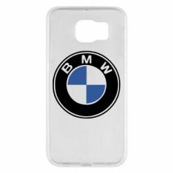 Чехол для Samsung S6 BMW - FatLine
