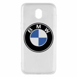 Чехол для Samsung J5 2017 BMW - FatLine