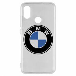 Чехол для Xiaomi Mi8 BMW - FatLine