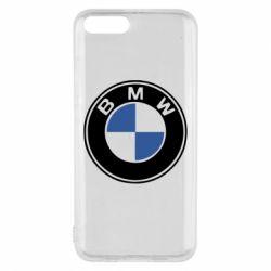 Чехол для Xiaomi Mi6 BMW - FatLine