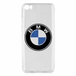 Чехол для Xiaomi Mi5/Mi5 Pro BMW