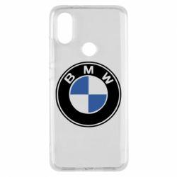 Чехол для Xiaomi Mi A2 BMW