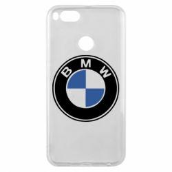 Чехол для Xiaomi Mi A1 BMW - FatLine
