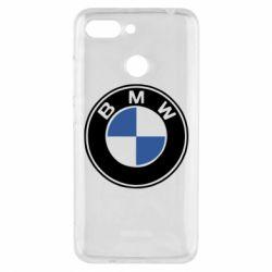 Чехол для Xiaomi Redmi 6 BMW