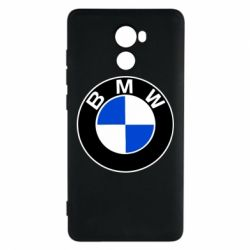 Чехол для Xiaomi Redmi 4 BMW