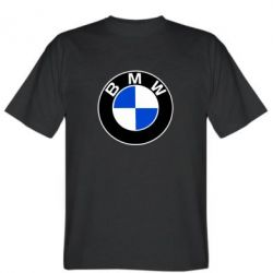 Мужская футболка BMW - FatLine