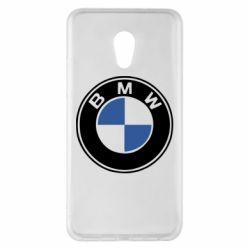 Чехол для Meizu Pro 6 Plus BMW - FatLine