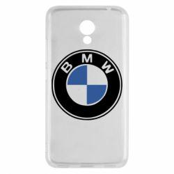 Чехол для Meizu M5c BMW - FatLine