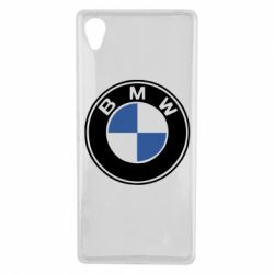 Чехол для Sony Xperia X BMW - FatLine