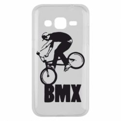 Чехол для Samsung J2 2015 Bmx Boy