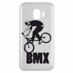 Чехол для Samsung J2 2018 Bmx Boy
