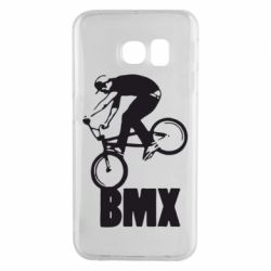 Чохол для Samsung S6 EDGE Bmx Boy