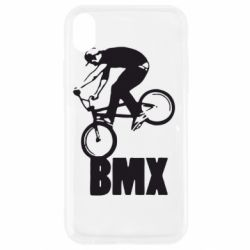 Чохол для iPhone XR Bmx Boy