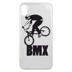 Чохол для iPhone Xs Max Bmx Boy