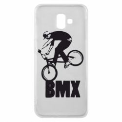 Чохол для Samsung J6 Plus 2018 Bmx Boy
