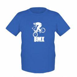 Детская футболка Bmx Boy - FatLine