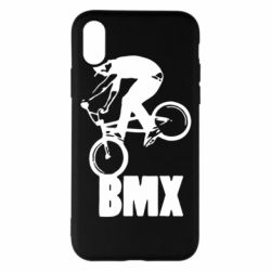Чохол для iPhone X/Xs Bmx Boy