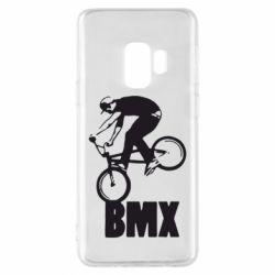 Чехол для Samsung S9 Bmx Boy