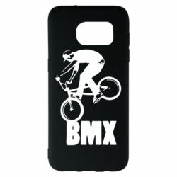 Чохол для Samsung S7 EDGE Bmx Boy