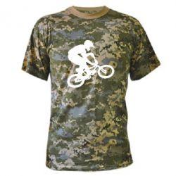 Камуфляжная футболка BMX Extreme - FatLine