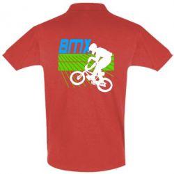Футболка Поло BMX Sport - FatLine