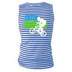 Майка-тельняшка BMX Sport - FatLine