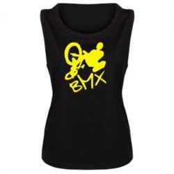Женская майка BMX - FatLine