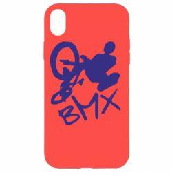 Чохол для iPhone XR BMX