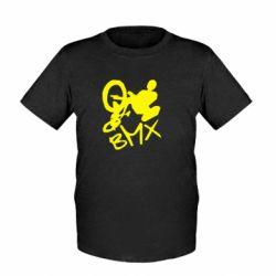 Детская футболка BMX - FatLine