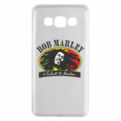Чехол для Samsung A3 2015 Bob Marley A Tribute To Freedom