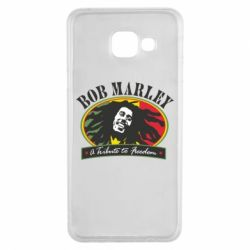 Чехол для Samsung A3 2016 Bob Marley A Tribute To Freedom