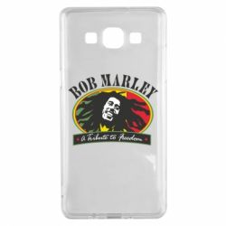 Чехол для Samsung A5 2015 Bob Marley A Tribute To Freedom
