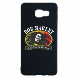 Чехол для Samsung A5 2016 Bob Marley A Tribute To Freedom