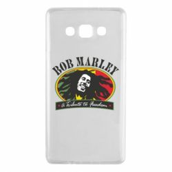 Чехол для Samsung A7 2015 Bob Marley A Tribute To Freedom