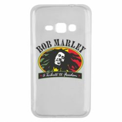 Чехол для Samsung J1 2016 Bob Marley A Tribute To Freedom
