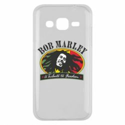 Чехол для Samsung J2 2015 Bob Marley A Tribute To Freedom