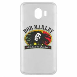 Чехол для Samsung J4 Bob Marley A Tribute To Freedom