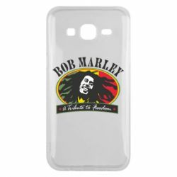 Чехол для Samsung J5 2015 Bob Marley A Tribute To Freedom