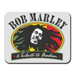 Коврик для мыши Bob Marley A Tribute To Freedom - FatLine