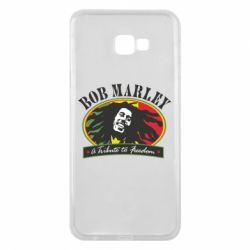 Чехол для Samsung J4 Plus 2018 Bob Marley A Tribute To Freedom